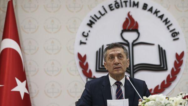 Milli Eğitim Bakanı Ziya Selçuk - Sputnik Türkiye