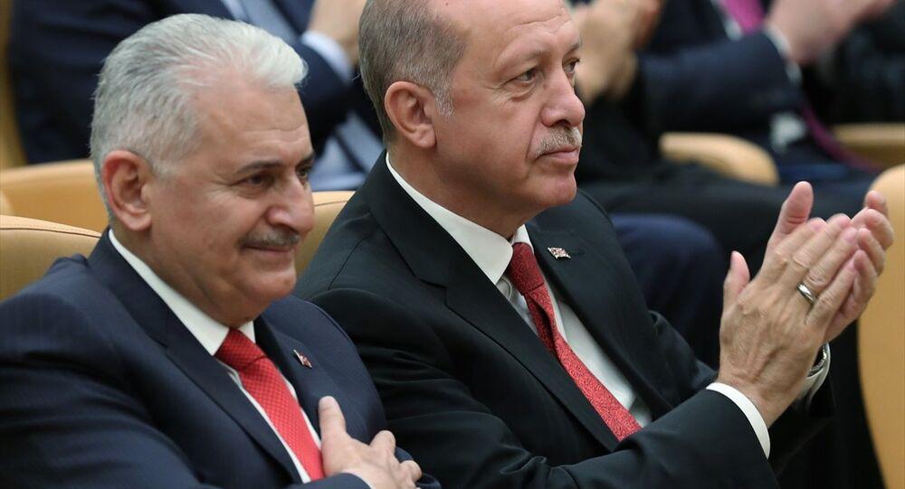 Recep Tayyip Erdoğan - Binali Yıldırım