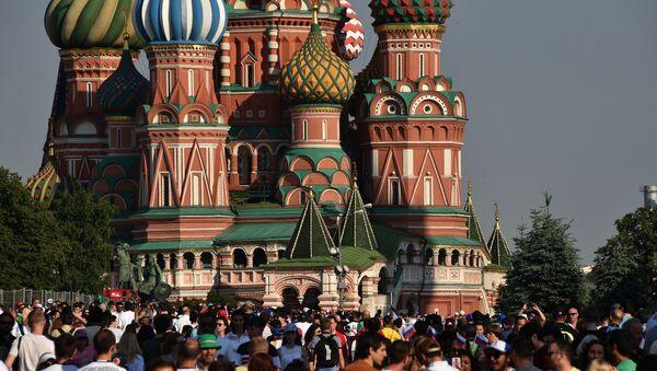 Kızıl Meydan, Moskova - Sputnik Türkiye