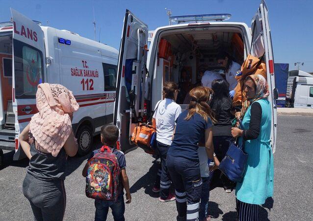 Çeşme, göçmen, kurtarma operasyonu