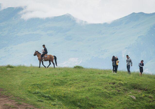 Gürcü Askeri Yolu