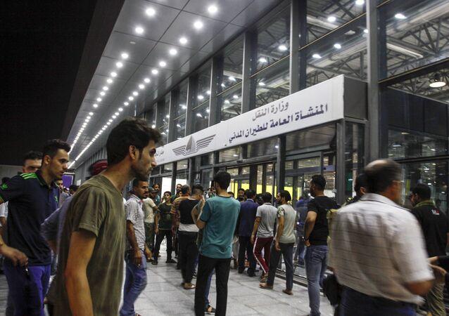 Irak Necef Havalimanı