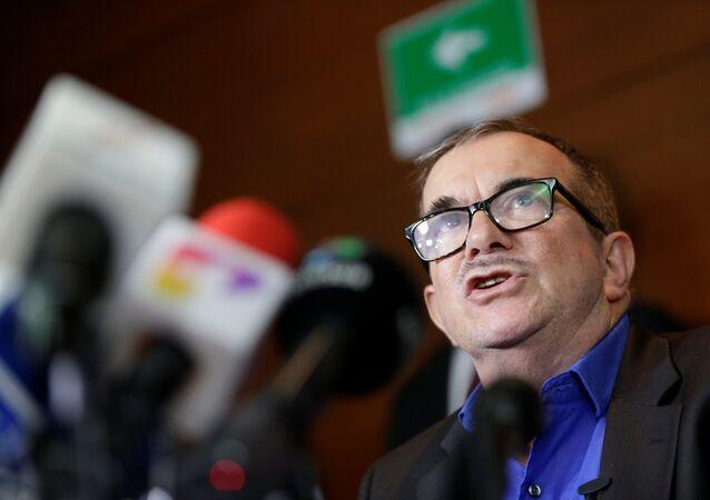 FARC lideri Rodrigo Londono