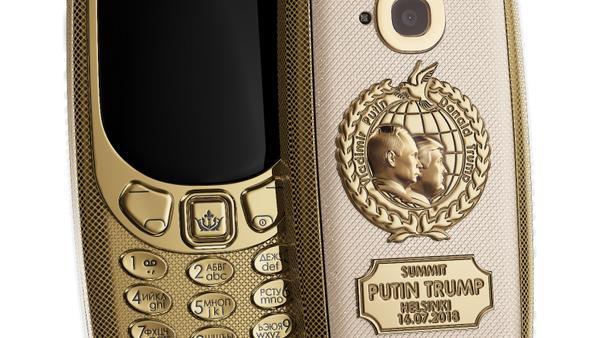 Nokia 3310's Peacemakers model - Sputnik Türkiye