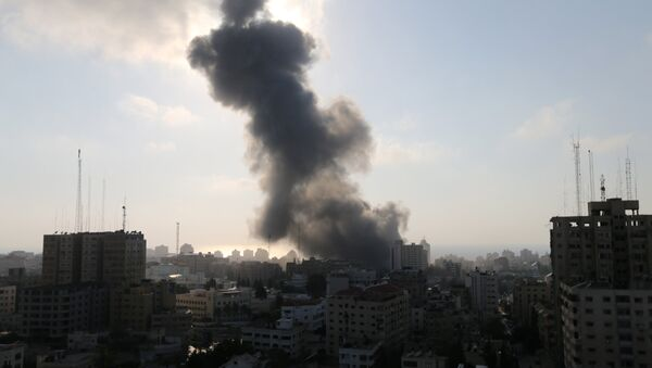 İsrail-Gazze - Sputnik Türkiye