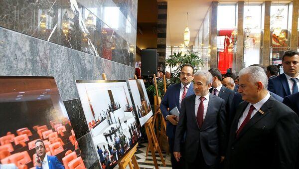 TBMM Başkanı Binali Yıldırım - Sputnik Türkiye