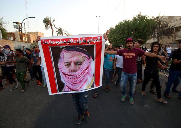 Irak'ın Basra ilinde protestolar