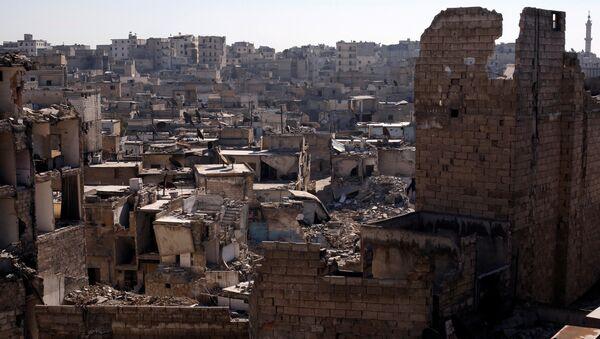 Aleppo - Sputnik Türkiye
