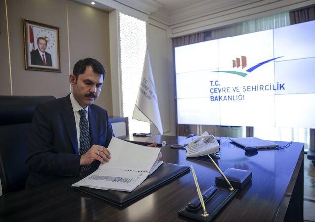Çevre ve Şehircilik Bakanı olan Murat Kurum