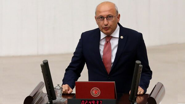 Utku Çakırözer - Sputnik Türkiye