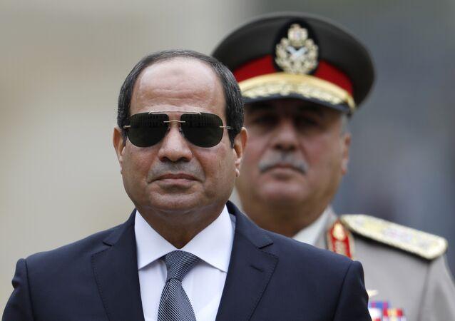 Mısır Cumhurbaşkanı Abdülfettah Sisi