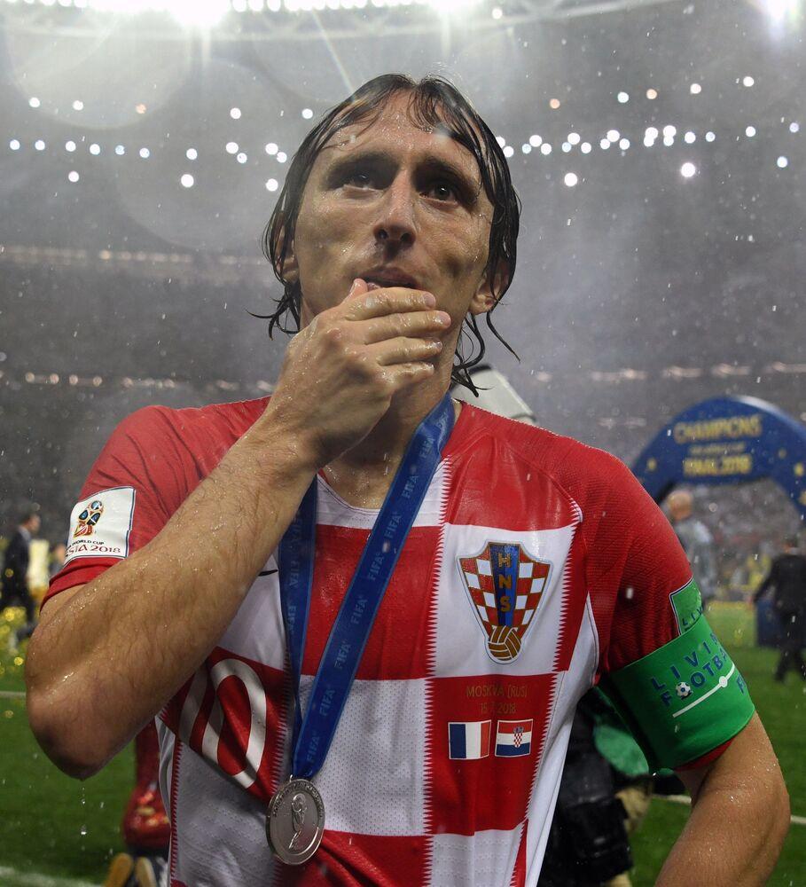 2018 Dünya Kupası'nın en iyi oyuncuları