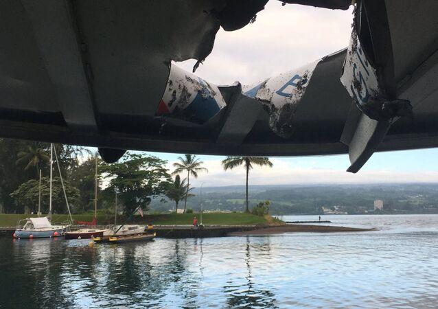 Hawaii- Yanardağ