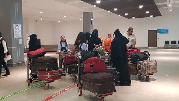 Arap turistler Ordu'da - Sputnik Türkiye