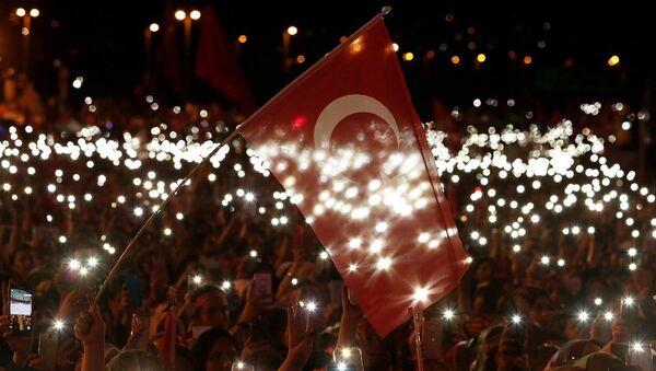 Türkiye, 15 Temmuz, anma - Sputnik Türkiye