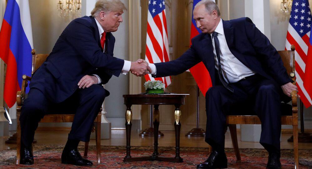 Helsinki Trump-Putin