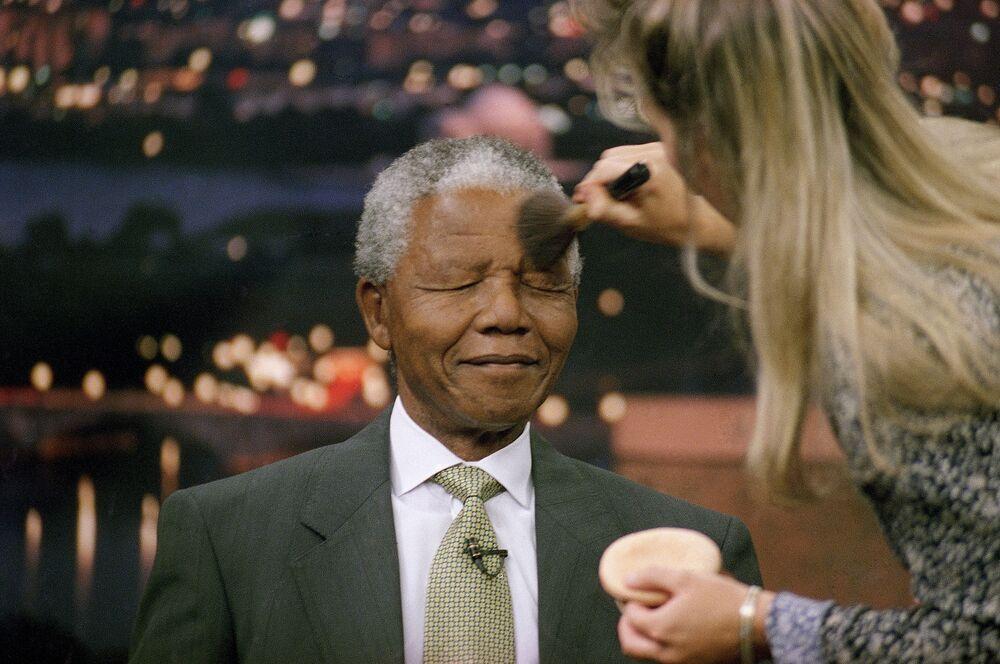 Nelson Mandela'nın 100. doğum günü