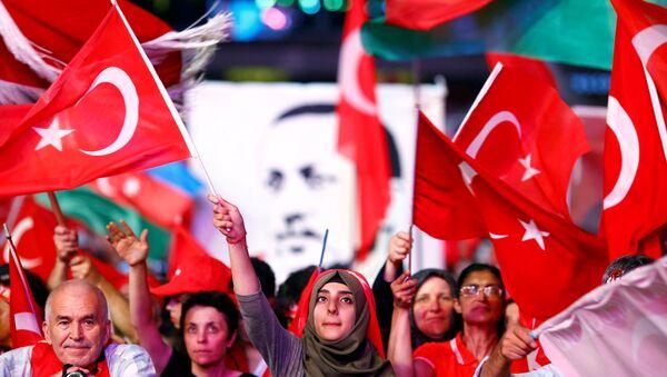 AK Parti, Erdoğan - Sputnik Türkiye