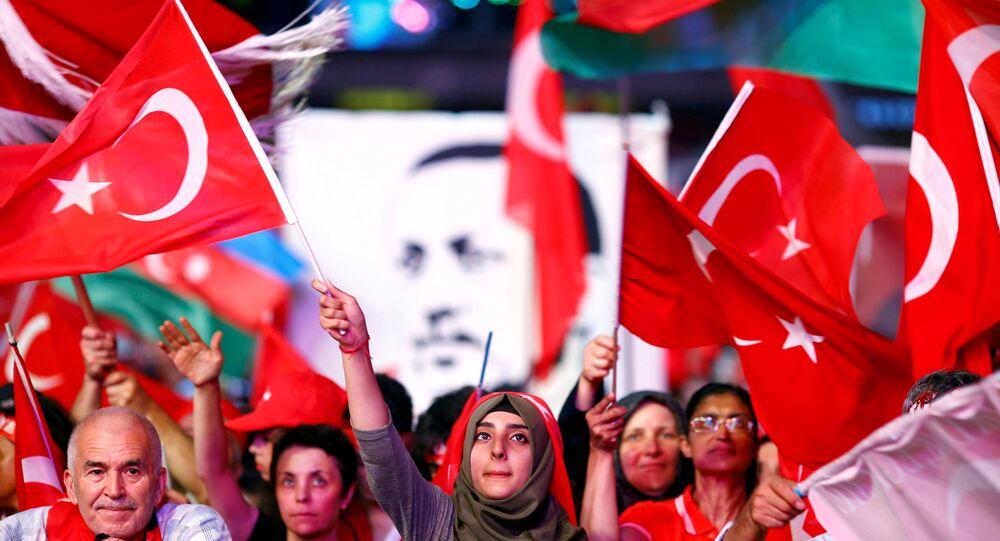 AK Parti, Erdoğan