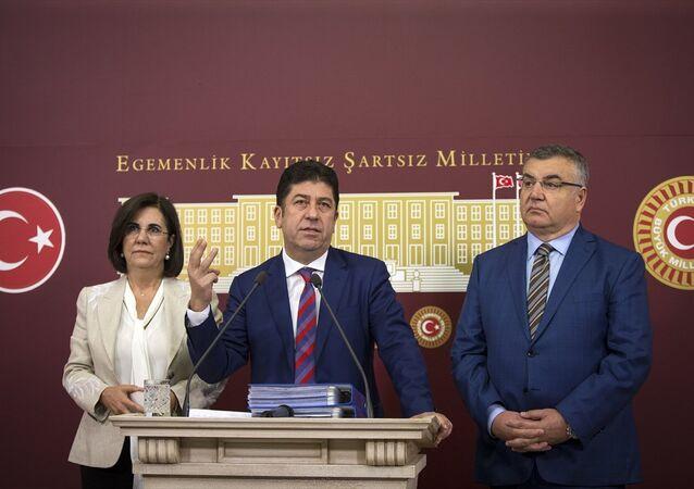 CHP Bilecik Milletvekili Yaşar Tüzün
