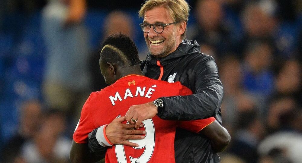 Liverpool Klopp-Mane