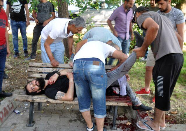 Dövmesi var diye bıçakladılar - Barış Aybar