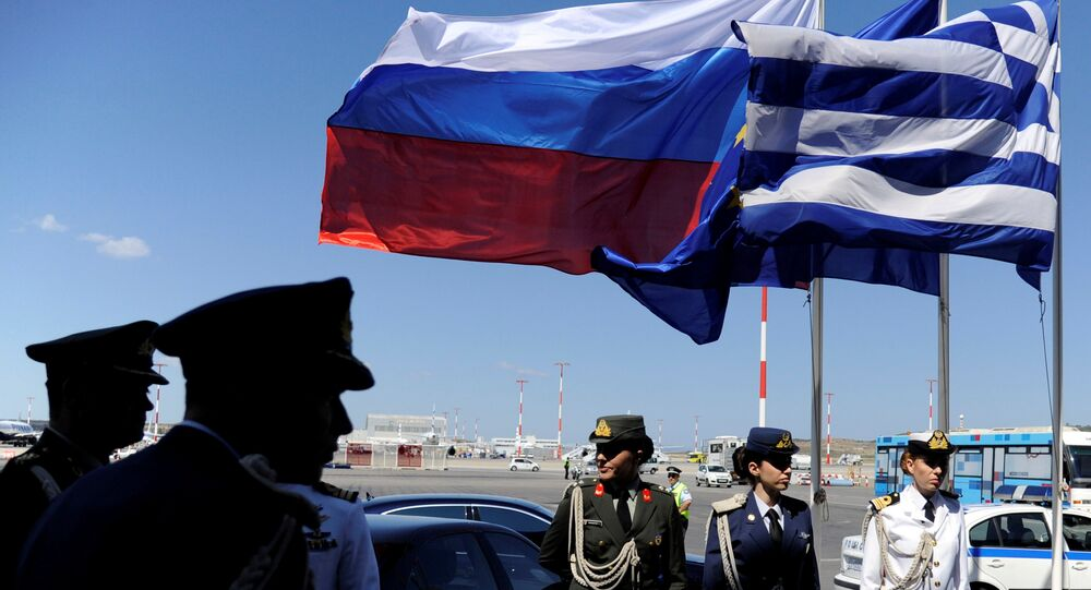 Yunanistan- Rusya