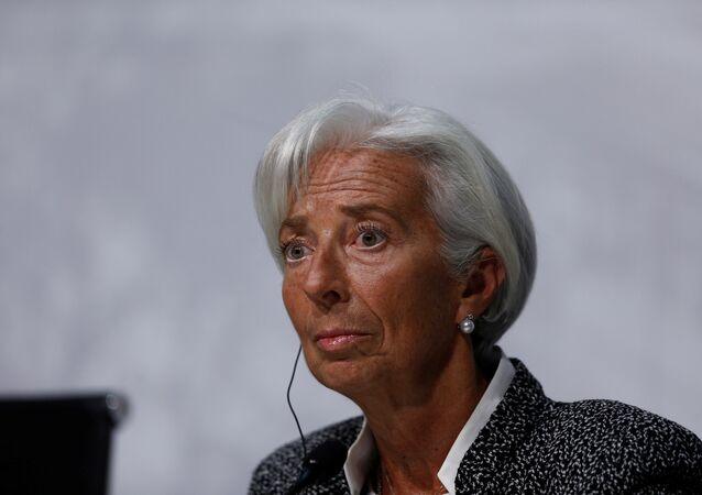 IMF Direktörü Christine Lagarde