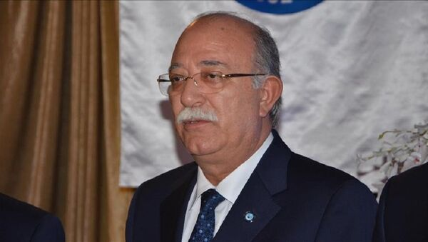 İsmail Koncuk - Sputnik Türkiye