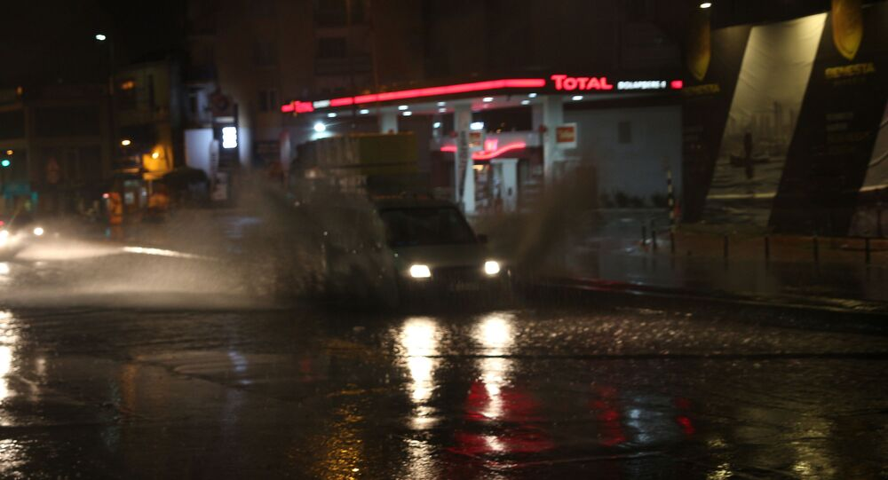 İstanbul- Sağanak yağış