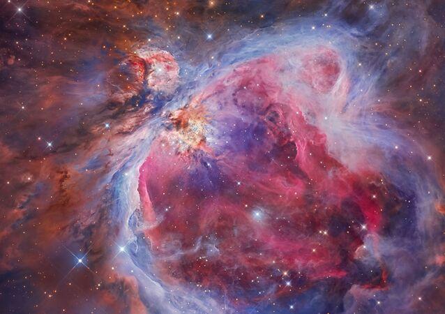 Yıldızlı gökyüzünden en iyi görüntüler