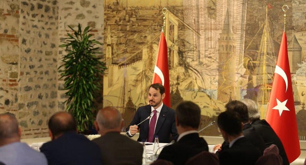 Hazine ve Maliye Bakanı, Berat Albayrak
