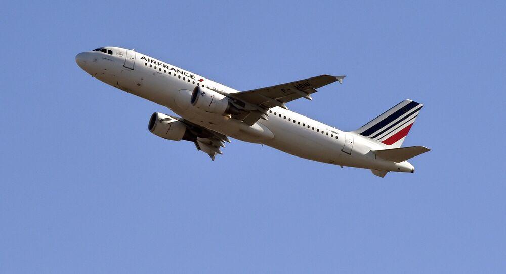 Air France uçağı