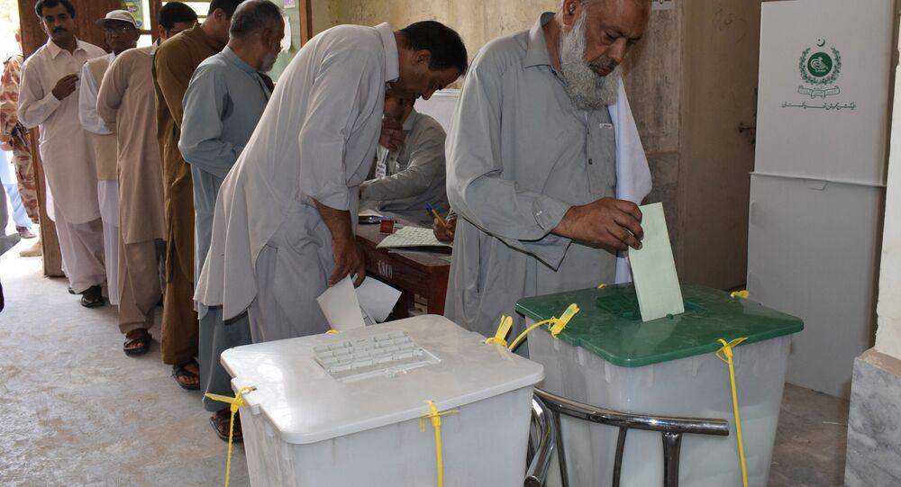 Pakistan - seçimler