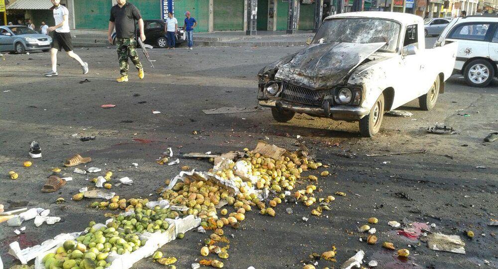 Suriye'nin Ürdün sınırı yakınındaki Süveyde vilayetine IŞİD saldırısı