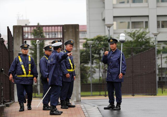 Japon polisi
