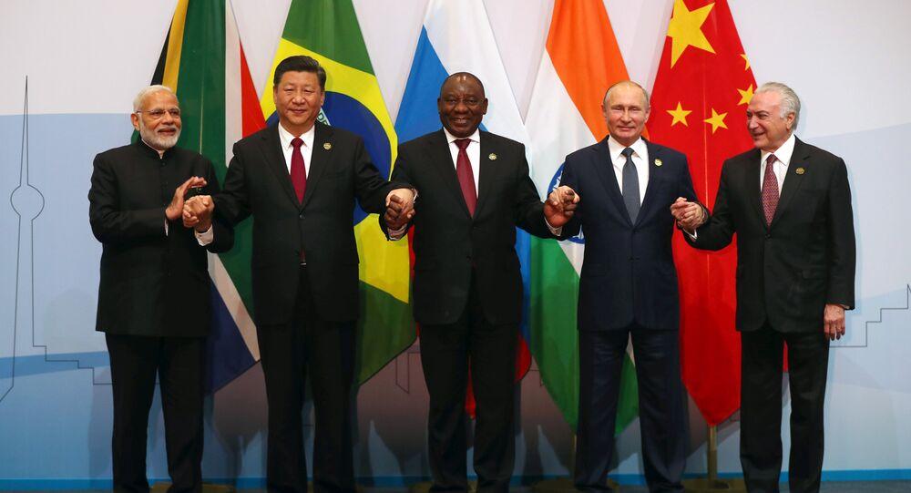 Güney Afrika'da BRICS zirvesi