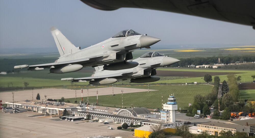 İngiltere Kraliyet Hava Kuvvetleri