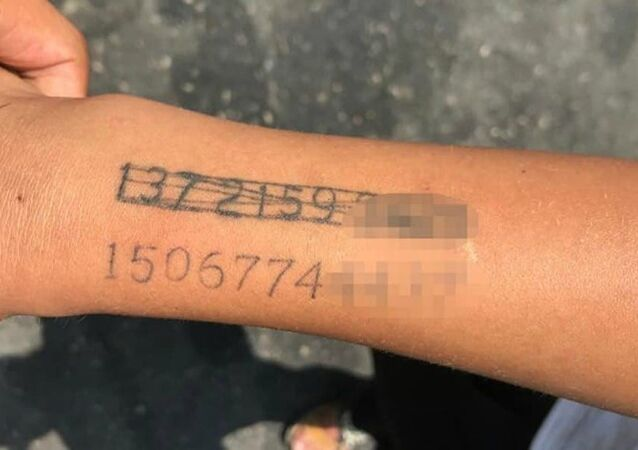 Kayıp Çinli çocuk, dövme sayesinde kurtarıldı