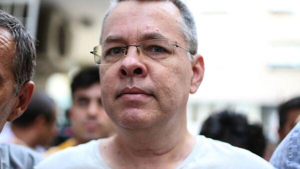 ABD'li din adamı Andrew Craig Brunson - Sputnik Türkiye