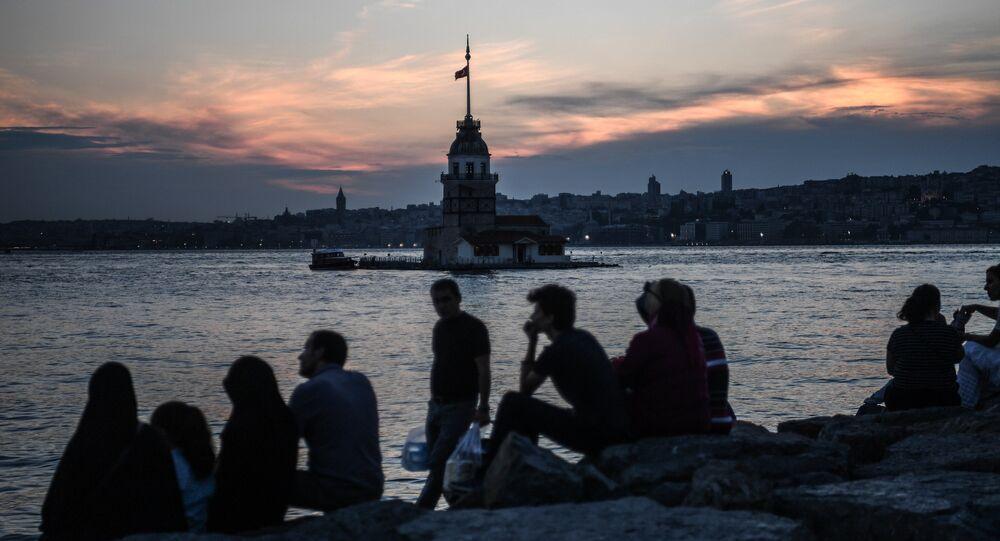 İstanbul- Kız Kulesi