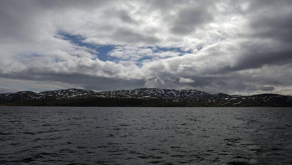Arktik-Norveç - Sputnik Türkiye
