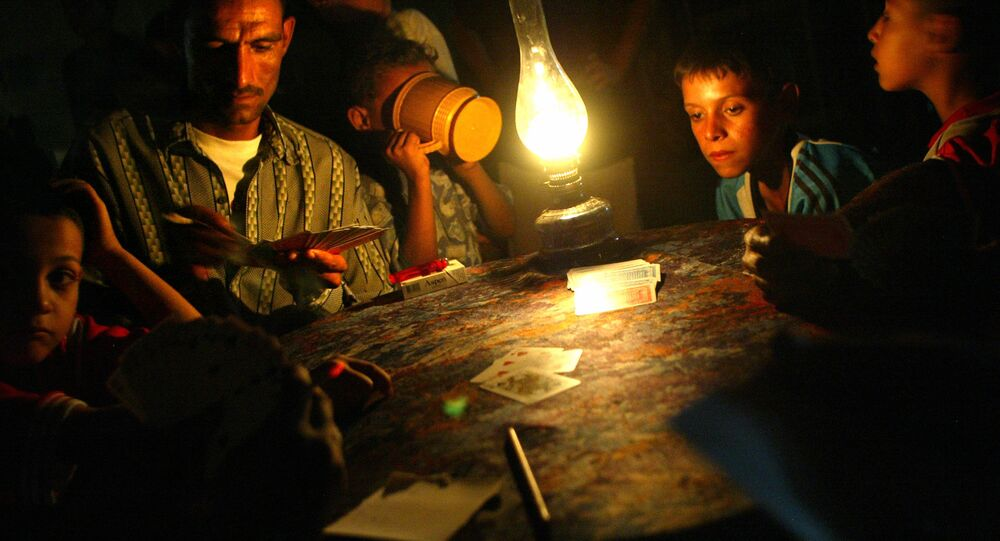 Irak- Elektrik