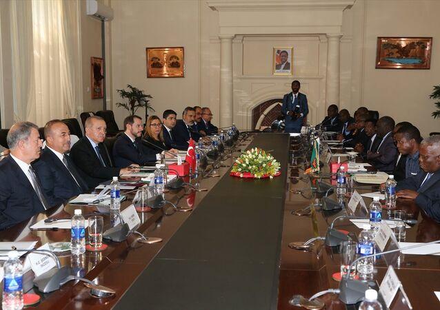 Erdoğan'ın Afrika ziyareti
