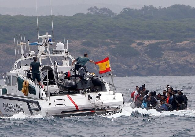 İspanya, göçmen, mülteci