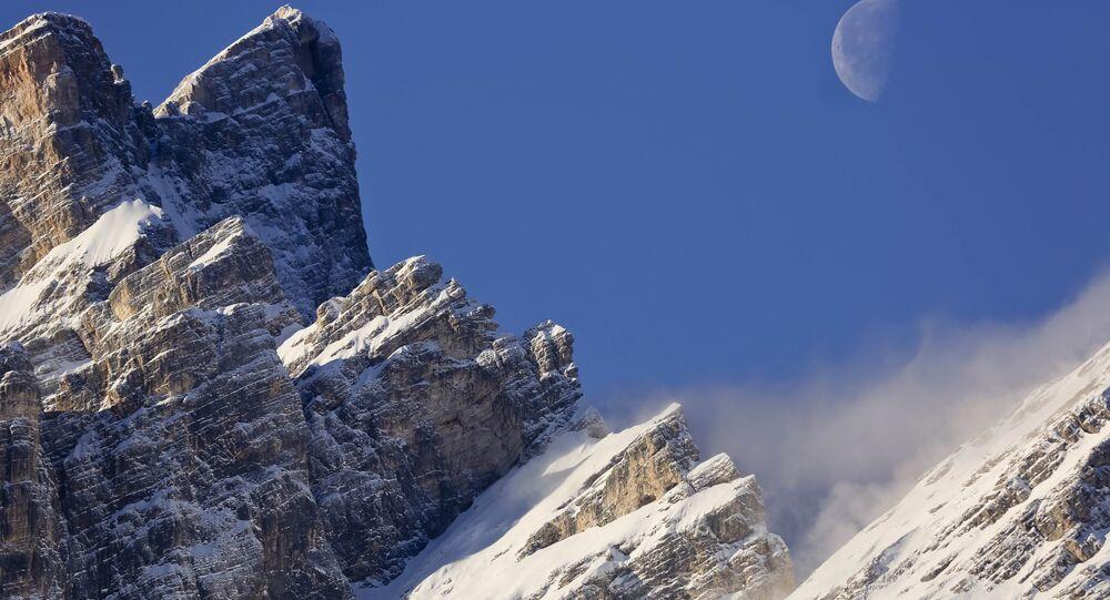İtalyan Alpleri- Pelmo Dağı