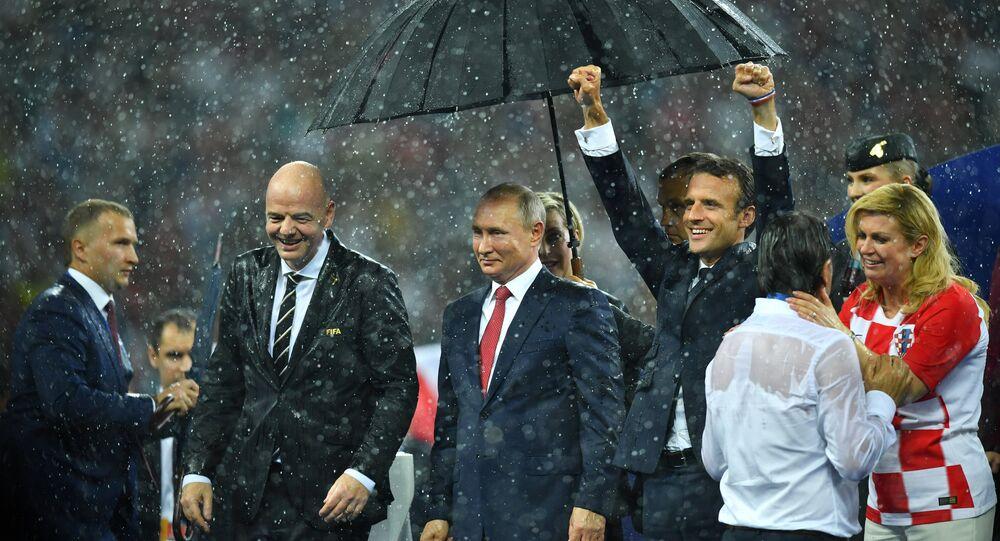 Rusya Dünya Kupası finali