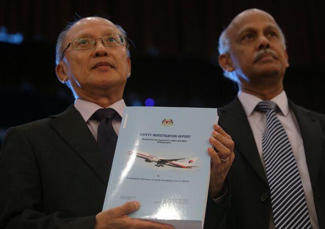 MH370 Güvenlik Soruşturması Raporu