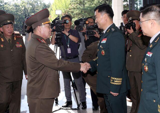 Koreler arasında general düzeyinde askeri görüşme