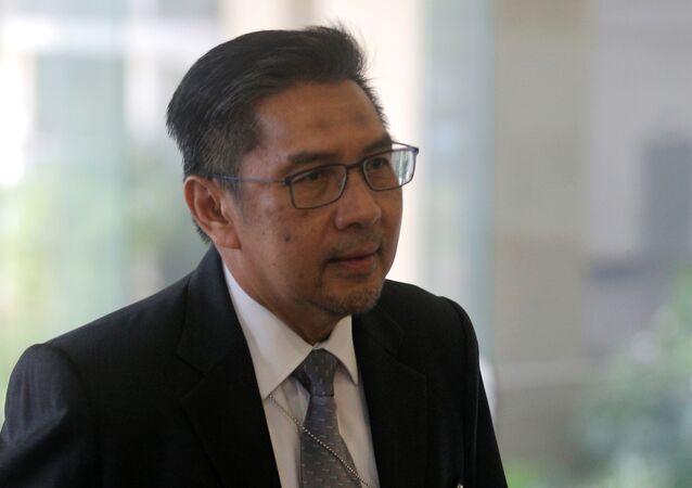 Malezya Sivil Havacılık Kurumu Genel Müdürü Azharuddin Abdul Rahman